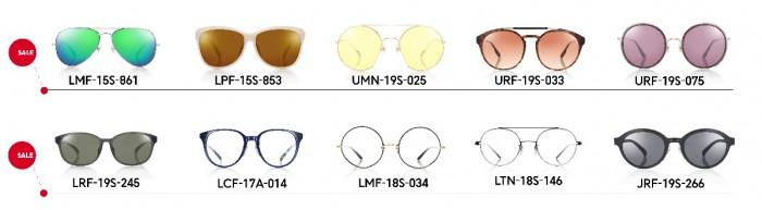 JINS新年好礼——性价比高的新款眼镜