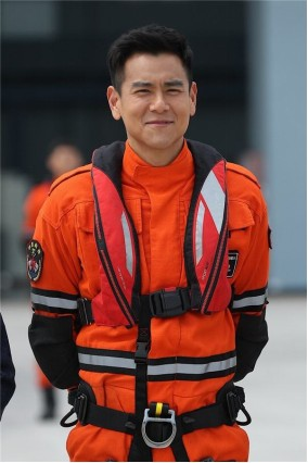 腾讯影业携手《紧急救援》 力助无名中国英雄