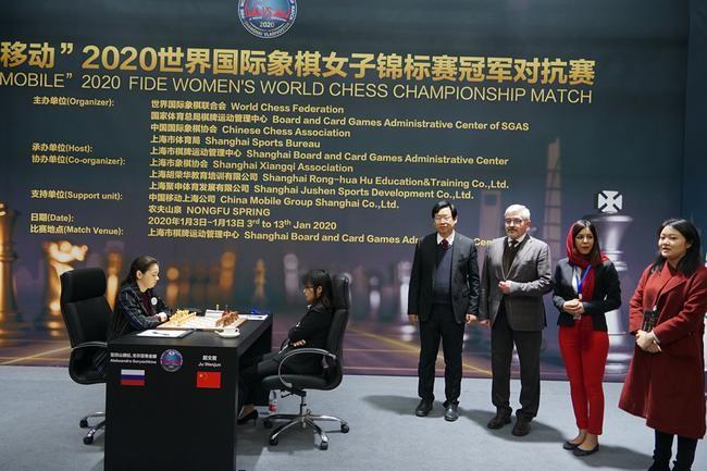 比赛在上海打响第一阶段