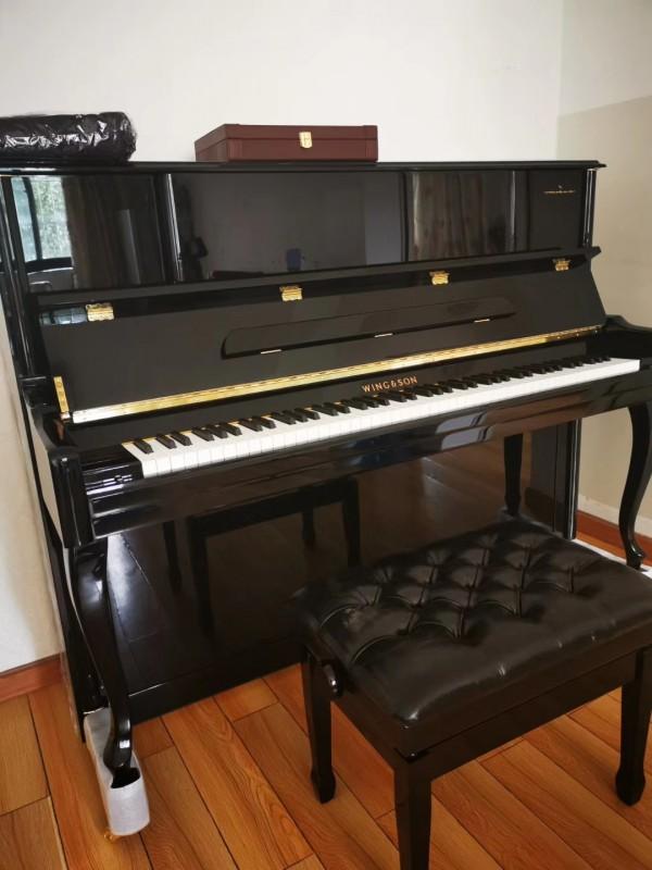 性价比之王:温格钢琴,学院系列W123B