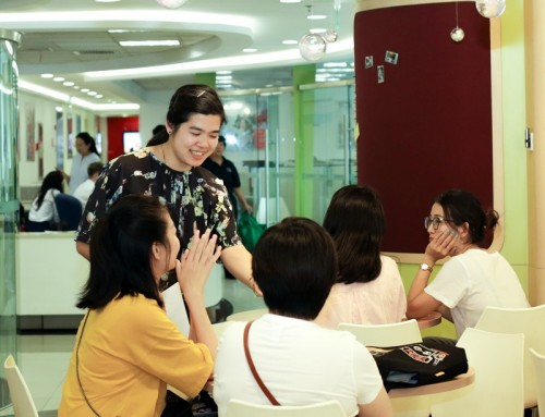 今天你约会了吗?华尔街英语北京学习中心上线缘分速配派对