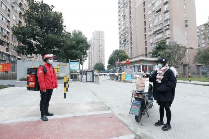 广州全市禁止堂食