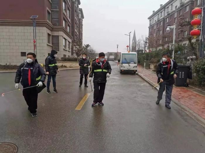 太平洋房屋中介——用实际行动支持上海防疫工作