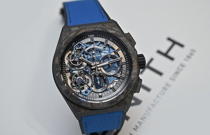 真力时现有的手表系列世界排名 哪款是你的心头好