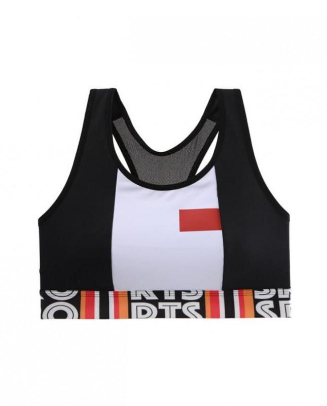 爱慕新品内衣:缤纷炫目的运动文胸 让你活力四射