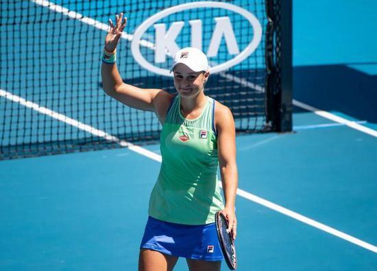 多哈赛巴蒂将迎澳网后首秀 哈勒普普娃科娃均出战