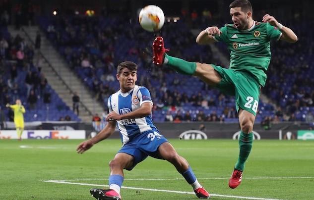乐动体育:欧联杯1/16决赛西班牙人主场以3-2胜狼队