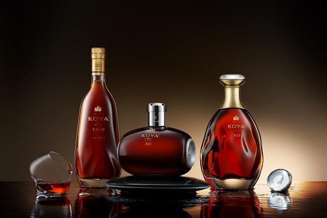 """得到好评的白兰地酒更有一个好""""瓶""""——koya白兰地可雅白兰地名酒"""