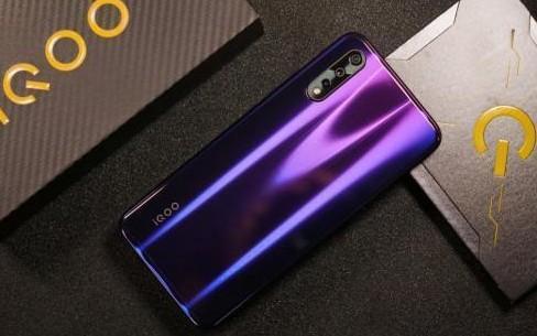 找靓机:vivo iQOO Neo,骁龙855Plus+4500mAh为你带来极速体验!