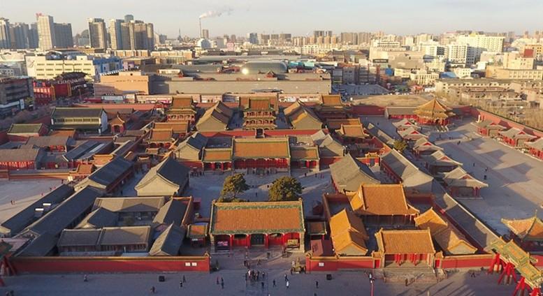 沈阳故宫与北京故宫有什么不一样