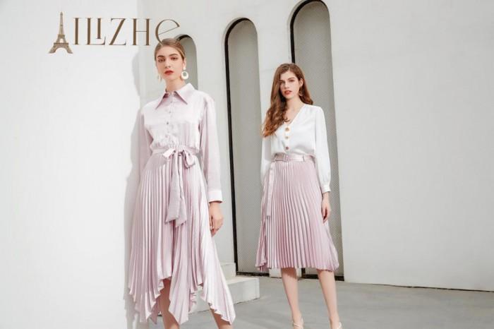 艾丽哲女装品牌店,让消费者们在这里找到自信和美丽