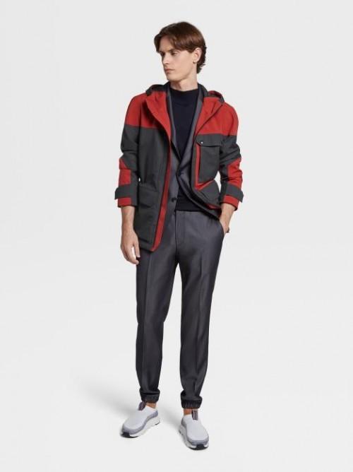 杰尼亚西装,演绎运动与时尚的夏日新潮流