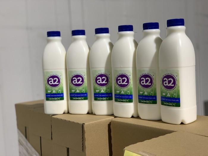 牛奶界的爱马仕你喝过吗?az全球购为你餐桌上带来a2鲜奶