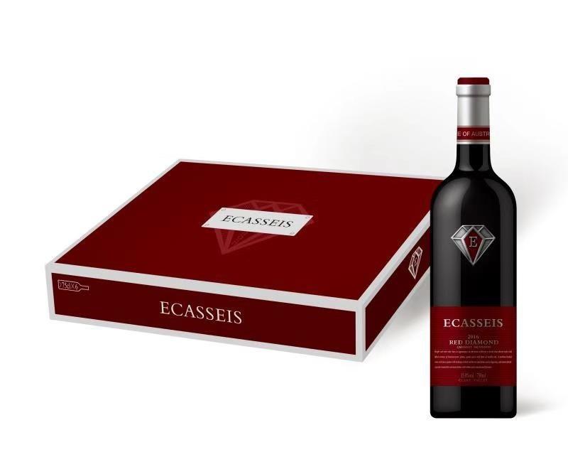 专注原装品质,意卡斯干红葡萄酒品牌宣传片荣登央视