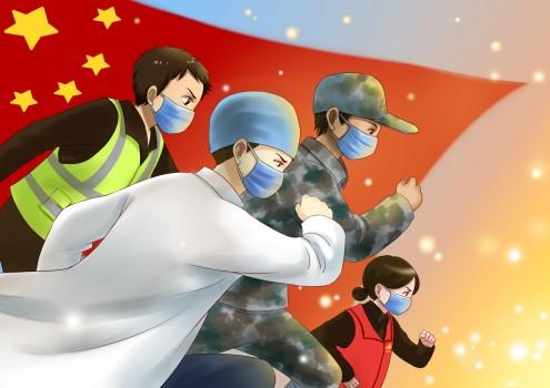 点赞中国援助!哈弗F7x陪你共克时艰,守护生命安全!