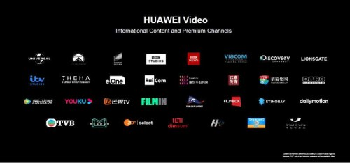 HUAWEI P40系列全球發布 華為視頻打造全球化+本地化內容服務
