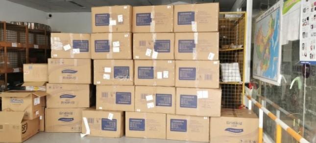 抗击疫情速8酒店一直在行动,为旗下门店捐赠6万只口罩
