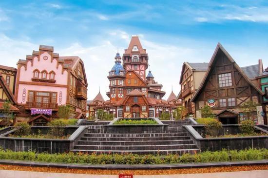 郑州方特旅游度假区4月3日全面恢复营业 门票优惠重磅升级