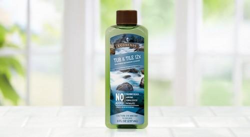 浴室总是脏兮兮?美乐家Ecosense浴厕强效清洁剂给你安心清洁