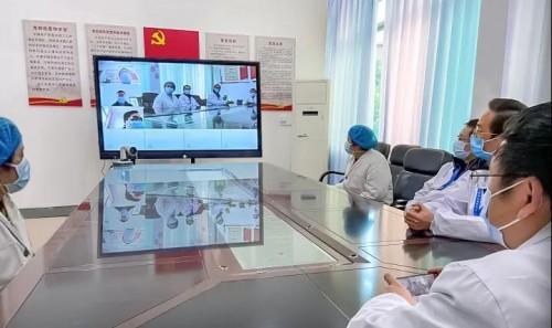 利亚德云视频会诊 助力LED显示技术进军医疗领域