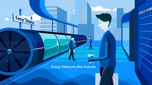Easy Store全球首款区块链应用商店,开启应用商店链上生态第一步