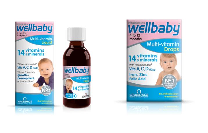 wellbaby:源自英国母婴专家vitabiotics