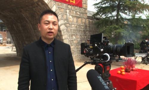 凤颖神技与主旋律电影《沉浮》签约暨开机仪式在平山举行