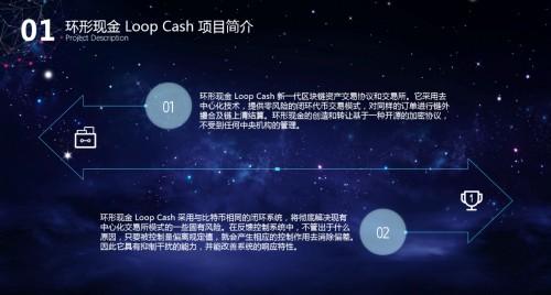【官方指导】LoopCash环形现金怎么加入?哪个团队好?