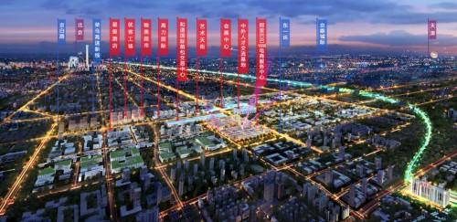阿里巴巴、优客工场等明星企业扎堆入驻白沟产业新城的奥秘
