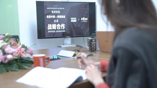强者联合丨爱橙臻品携手雀巢中国达成战略合作