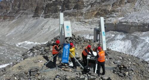 给中国移动点赞!建设世界海拔最高的5G基站