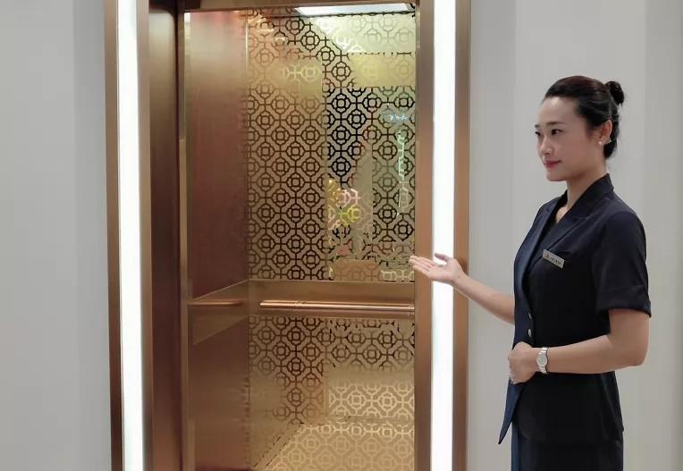 上海三菱别墅电梯昆明体验中心盛大开业-中国商网|中国商报社5