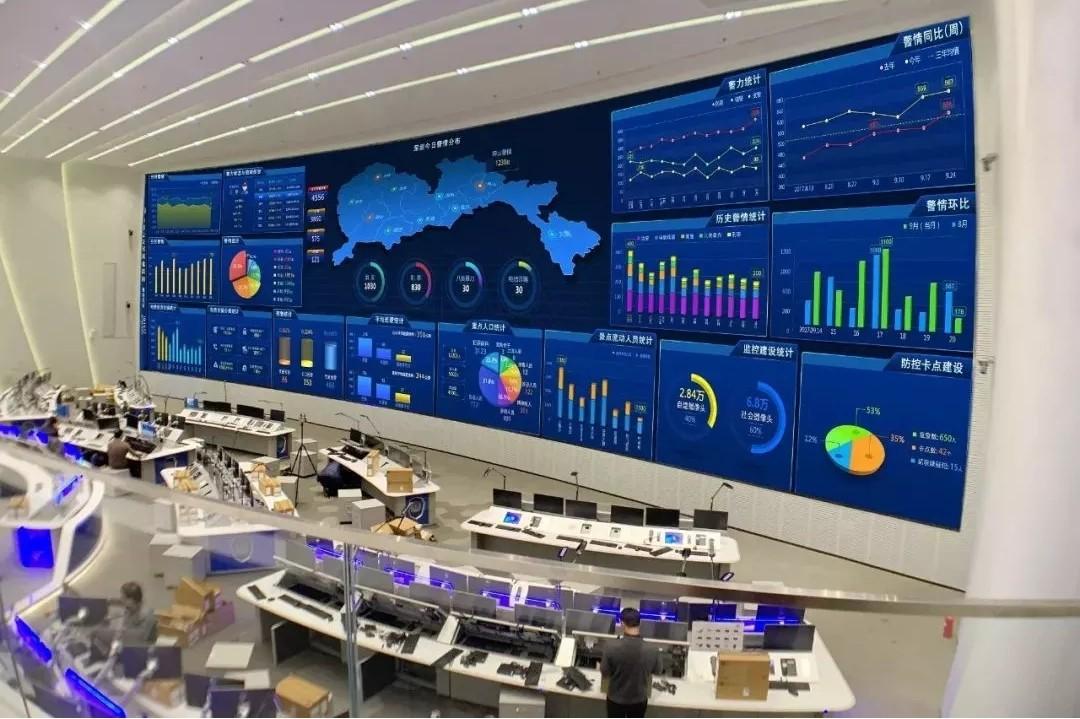 公安指挥中心:光纤KVM坐席系统应用的典型场景.jpg