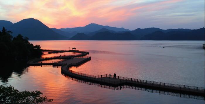 中国最美的地方,纸巾宝入驻国家4A级太平湖景区