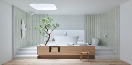 日本INAX伊奈卫浴S600赛芮梵艺术盆 带您体验日式情怀与内在精神