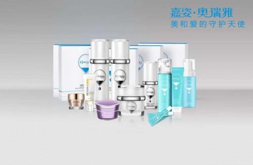 """嘉姿·奧瑞雅——護膚行業新升級,國產品牌發力,""""中國質造""""正在崛起"""