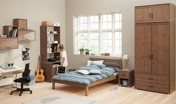 在芙莱莎儿童家具中汲取北欧儿童房的创意灵感