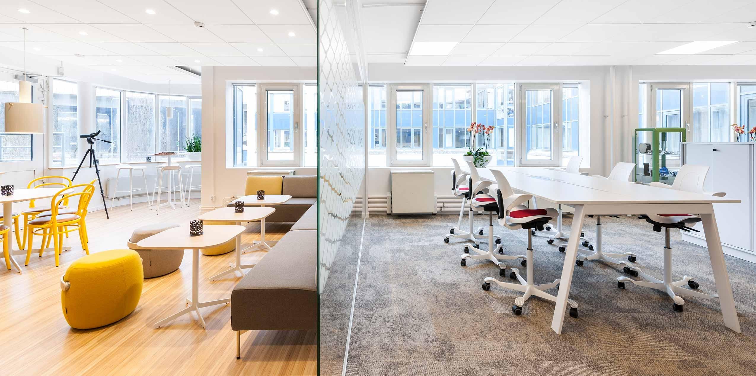 Liberlife丽联家具分享,疫情后如何营造舒适又高效的办公环境