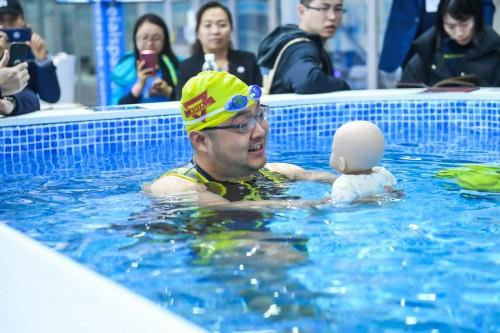 CSE上海婴幼儿游泳展即将盛大开幕,同期将举