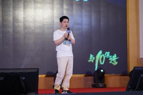安能物流董事长王拥军:用确定性拥抱未来