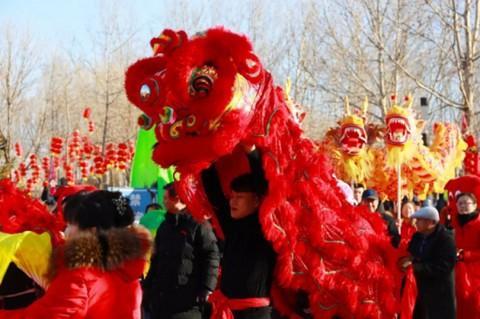 文化进万家  唱响中国梦