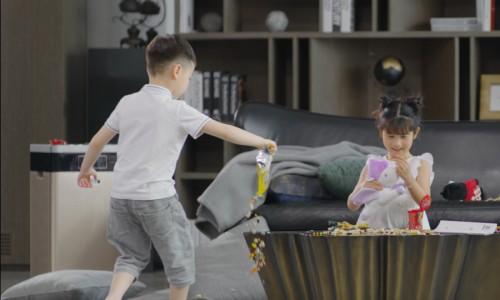 莱克立式吸尘器专为中国女性设计 少弯腰更轻松