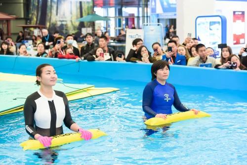 200+参展企业,16000+专业观众,CSE上海泳池S