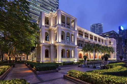 香港必游新地标:富卫1881公馆汇聚非凡餐饮体验!