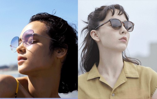 "JINS睛姿夏日活力太阳镜 为你""镜""彩呈现"
