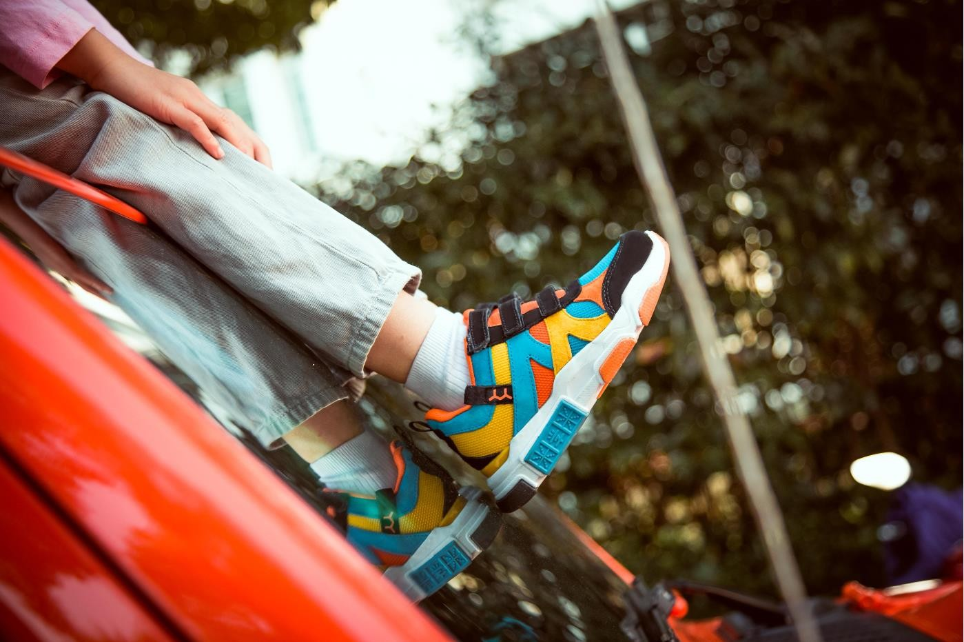 BANDZ班队长学系列学汉字款强势登场,创领童鞋时尚潮流