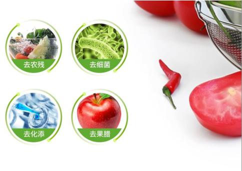 蔬小贝农残清除剂,呵护中国孩子健康成长