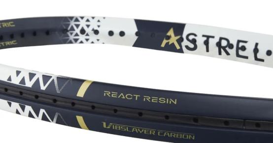 YONEX牵手伊达公子 合作开发第二代ASTREL网球拍