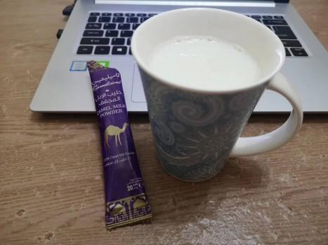 为什么说迪拜紫盒Camelicious骆驼奶比牛奶和羊奶好