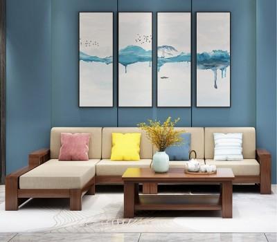 客厅怎么配置沙发?睿妍住宅家具为你的客厅增添100分